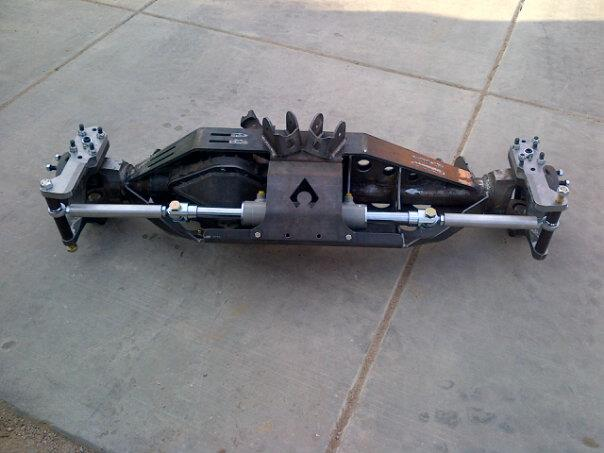 DANA 60 Axel Front Truss - Offroad Perfection